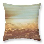 Mountain Classic1 Throw Pillow