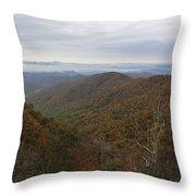 Mountain Landscape 10 Throw Pillow