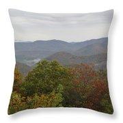 Mountain Landscape 5 Throw Pillow