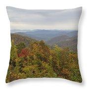 Mountain Landscape 6 Throw Pillow