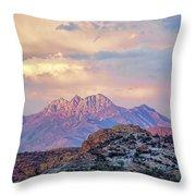 Mountain Majesty Throw Pillow