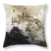 Mountain Mists Throw Pillow