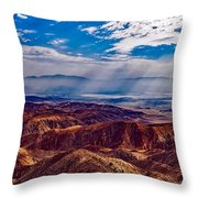 Mountain Vista Throw Pillow