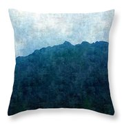Mountine Air Throw Pillow