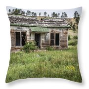 Move-in Ready Throw Pillow