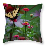 Move On. Throw Pillow