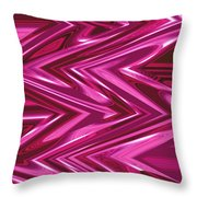 Moveonart Abstract By Night 2 Throw Pillow