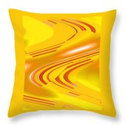 Moveonart Aerospace Voyager Throw Pillow