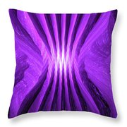 Moveonart Angelicprotection Throw Pillow