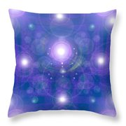 Moveonart Boomboominthenite Throw Pillow