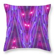 Moveonart Christmas 2009 Collection Marvelous King Throw Pillow