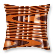 Moveonart Classical Sounds 3 Throw Pillow