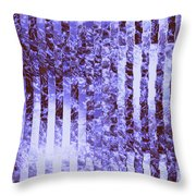 Moveonart Cold And Gate Throw Pillow