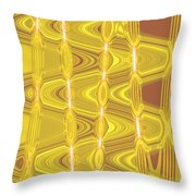 Moveonart Connecting With Light Throw Pillow