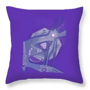Moveonart Creative Peaceful Creature Four Throw Pillow
