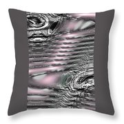 Moveonart Daily Planet Wave 2 Throw Pillow