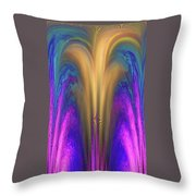 Moveonart Deliverance Throw Pillow