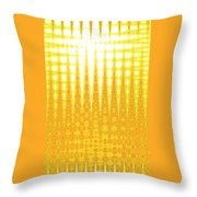 Moveonart Destiny Revival Throw Pillow