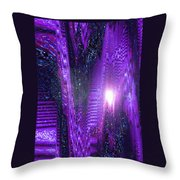 Moveonart Dont Worry About Tomorrow Throw Pillow