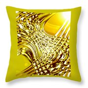 Moveonart Dream Of The Future 1 Throw Pillow