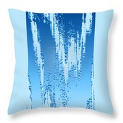 Moveonart Dream Research Two Throw Pillow
