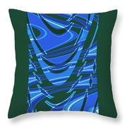 Moveonart Dream Space 1 Throw Pillow