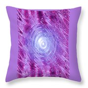 Moveonart Dream Therapy Throw Pillow