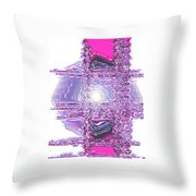 Moveonart Dreaming In Color 1 Throw Pillow