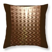 Moveonart Electric Transistion Throw Pillow
