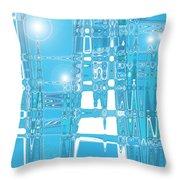 Moveonart Energy Efficient Growth Factor Throw Pillow