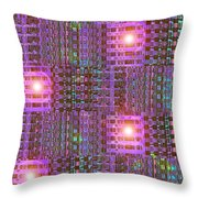 Moveonart Eye And Light Engagement One Throw Pillow