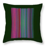 Moveonart Eye Color Therapy One Throw Pillow