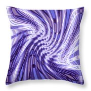 Moveonart Future Grasp 4 Throw Pillow