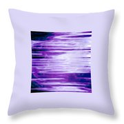 Moveonart Future Message Transmit Throw Pillow