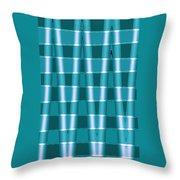 Moveonart Future Texture 1 Throw Pillow