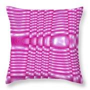 Moveonart Future Texture 4 Throw Pillow