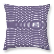 Moveonart Future Texture 6 Throw Pillow