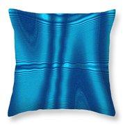 Moveonart Future Texture Soul 1 Throw Pillow