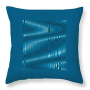 Moveonart Future Texture Soul 3 Throw Pillow