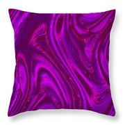 Moveonart Holding Fast During Uncertainty Throw Pillow
