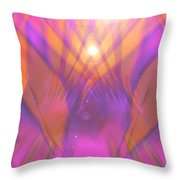 Moveonart I Surrender Two Throw Pillow