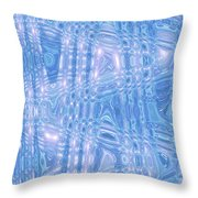 Moveonart In Light Of The Vision 4 Throw Pillow
