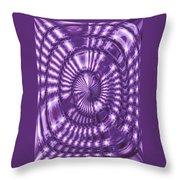 Moveonart Inner Dimensions Throw Pillow