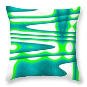 Moveonart Jacobs Abstract 2 Throw Pillow