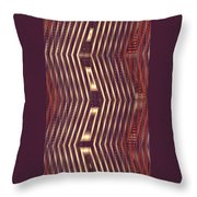 Moveonart Light For Alignment Throw Pillow
