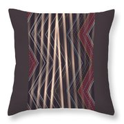 Moveonart Light For Deliverance Throw Pillow