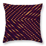 Moveonart Lite In Nite 1 Throw Pillow
