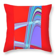 Moveonart Live Move Collaborate Throw Pillow