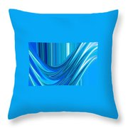 Moveonart Marvels Clean Water Act Throw Pillow