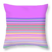 Moveonart Minimal Mood In Color 1 Throw Pillow